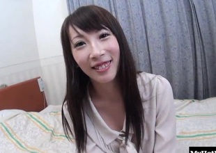 Aya Saki is a hot Oriental cutie