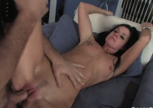 Rocco Siffredi uses his powerful weenie to bring blowjob junkie Horny as hell porn girl India Summer to the height of joy