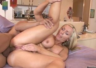 Lisa DeMarco having sensual sex