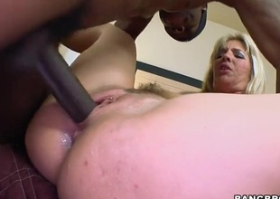 Blonde Jordan Kingsley is in the mood for cock stroking