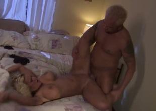 Shyla Stylez puts her soft lips on erect love torpedo